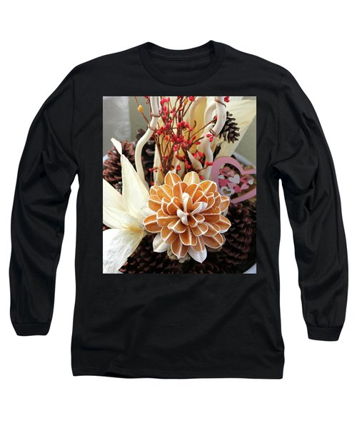Collections Long Sleeve T-Shirt by Lorna Maza