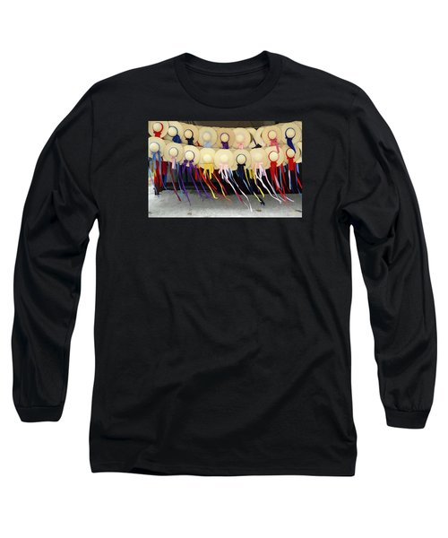 Colonial Hats Long Sleeve T-Shirt