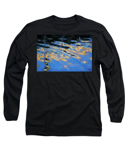 Color Abstraction Lxiv Long Sleeve T-Shirt