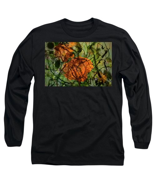 Color Abstraction Xx Long Sleeve T-Shirt