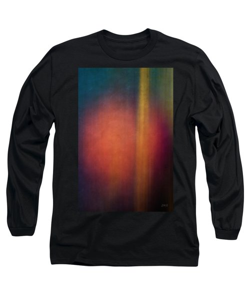Color Abstraction Xxvii Long Sleeve T-Shirt by David Gordon