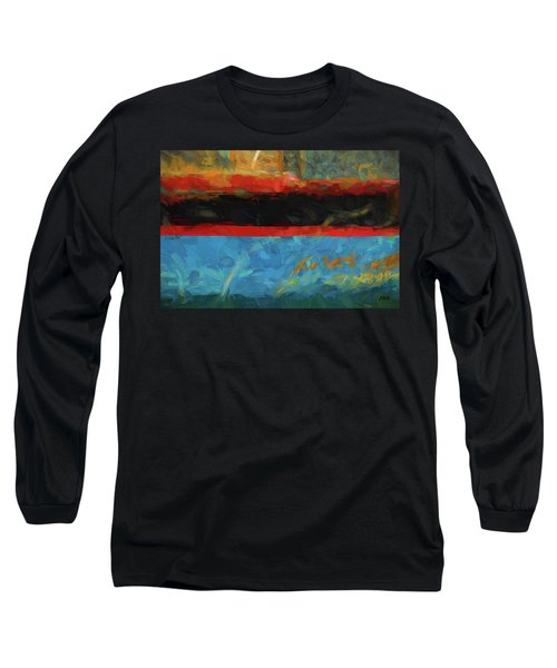 Color Abstraction Xxxix Long Sleeve T-Shirt
