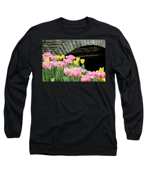 Color Along The Pond Long Sleeve T-Shirt