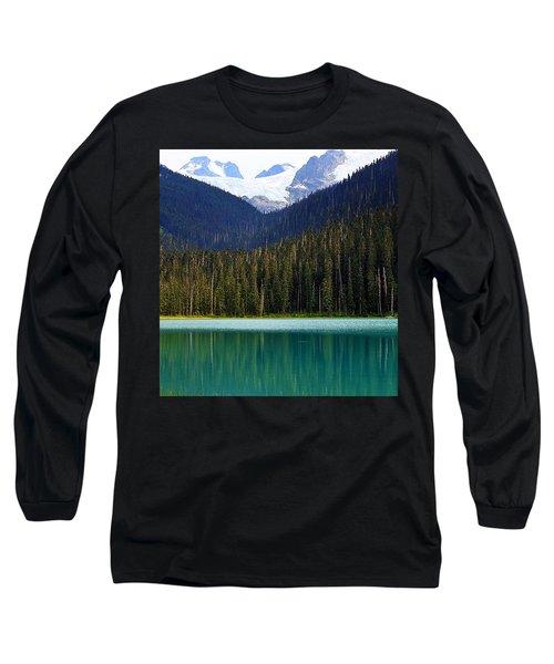 Lower Joffre Lake Long Sleeve T-Shirt
