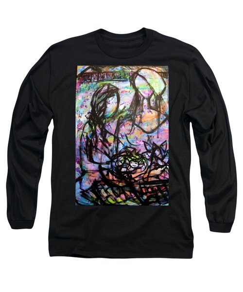 Color Of Lifes Long Sleeve T-Shirt