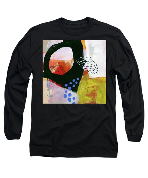 Color, Pattern, Line #3 Long Sleeve T-Shirt