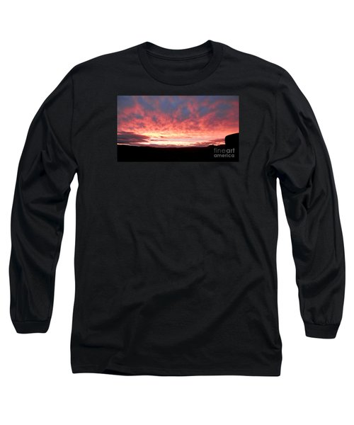 Color Rush Long Sleeve T-Shirt