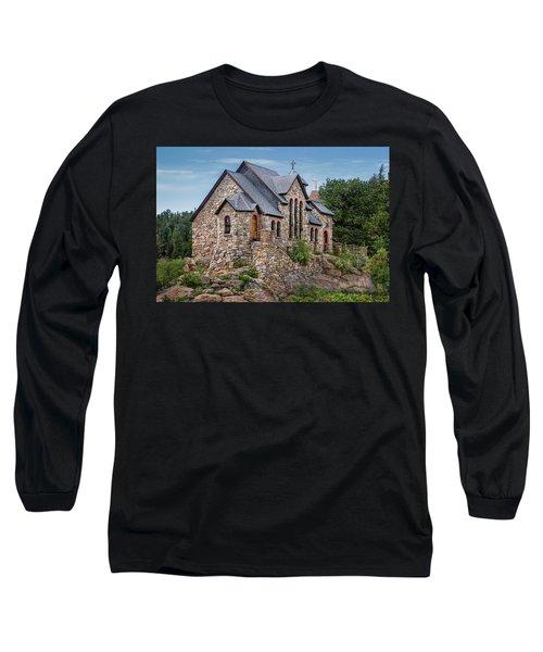 Colorado Chapel On The Rock Long Sleeve T-Shirt