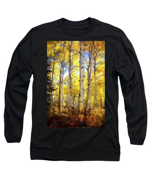 Aspen Magic   Long Sleeve T-Shirt