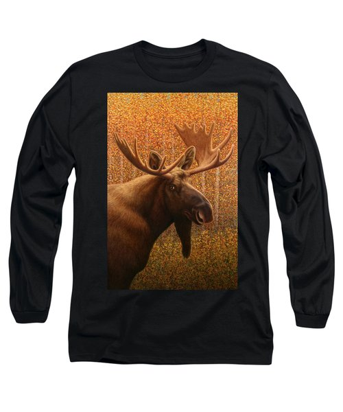 Colorado Moose Long Sleeve T-Shirt