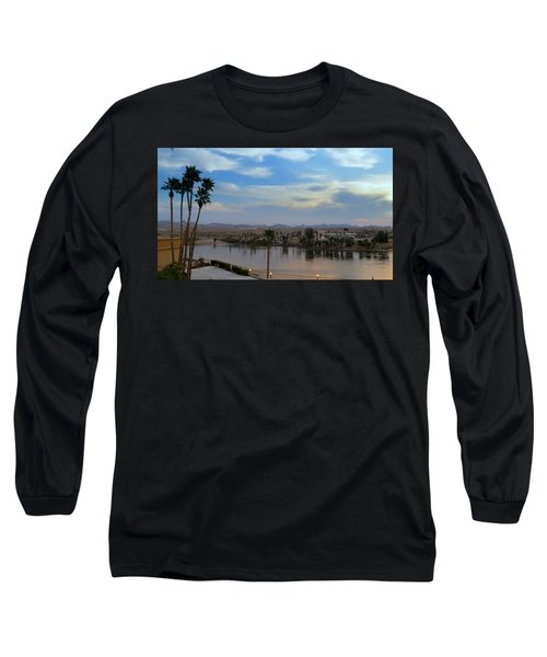 Colorado River View Long Sleeve T-Shirt