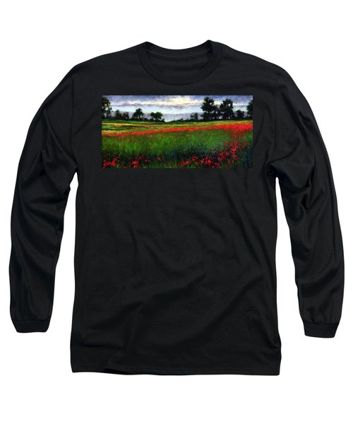 Colorburst Long Sleeve T-Shirt