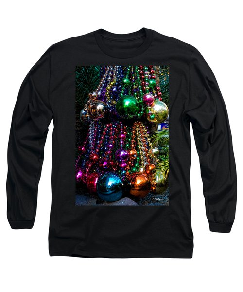 Colorful Baubles Long Sleeve T-Shirt