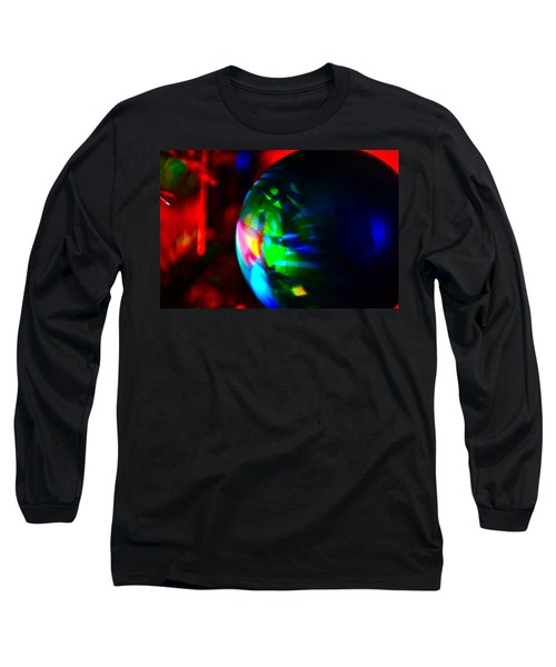 Colors Of Christmas Long Sleeve T-Shirt