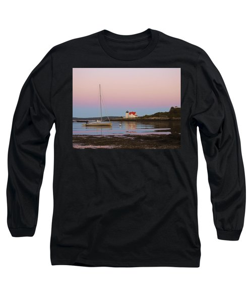 Colors Of Morning Long Sleeve T-Shirt