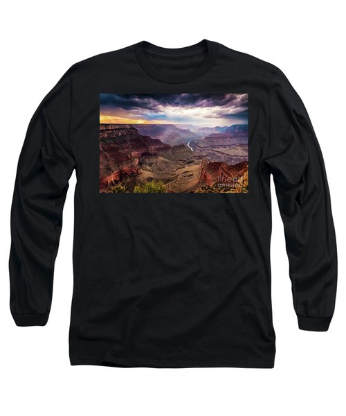 Colors Of The Canyon Long Sleeve T-Shirt