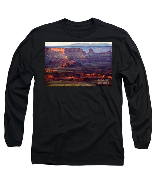 Colors Of Utah Long Sleeve T-Shirt