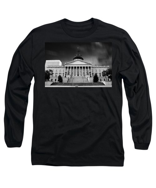 Columbia South Carolina State House Long Sleeve T-Shirt