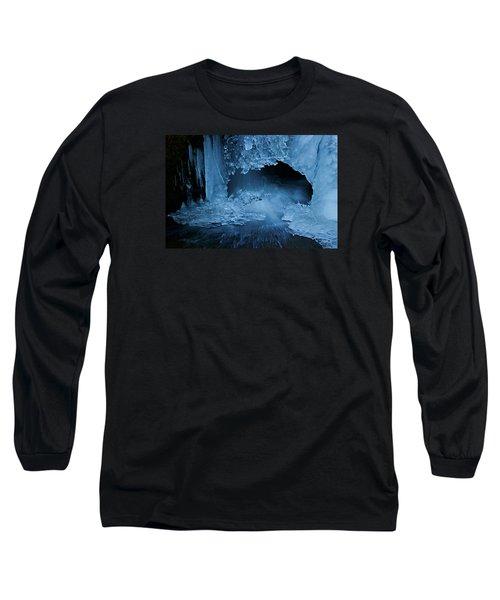 Come Inside Long Sleeve T-Shirt