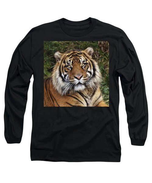 Come Pet Me Long Sleeve T-Shirt