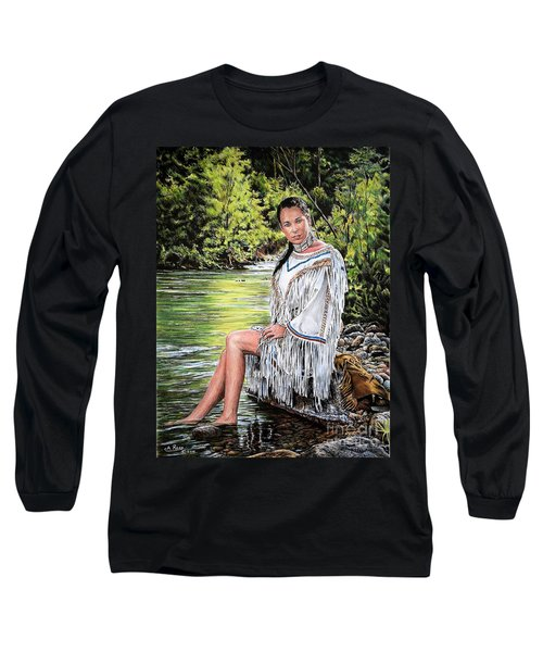 Come Sit With Me Long Sleeve T-Shirt