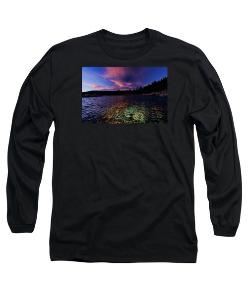 Long Sleeve T-Shirt featuring the photograph Come To My Window by Sean Sarsfield