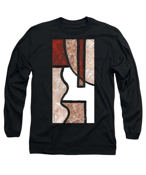 Compartments 1 Long Sleeve T-Shirt