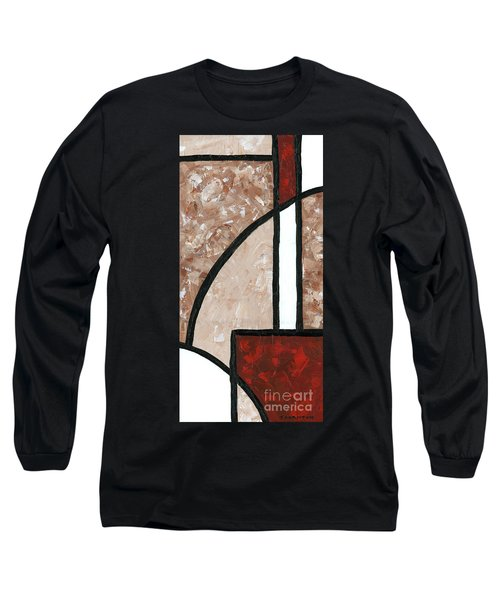 Compartments 3 Long Sleeve T-Shirt