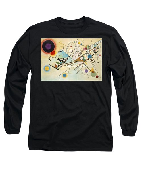 Composition Viii Long Sleeve T-Shirt