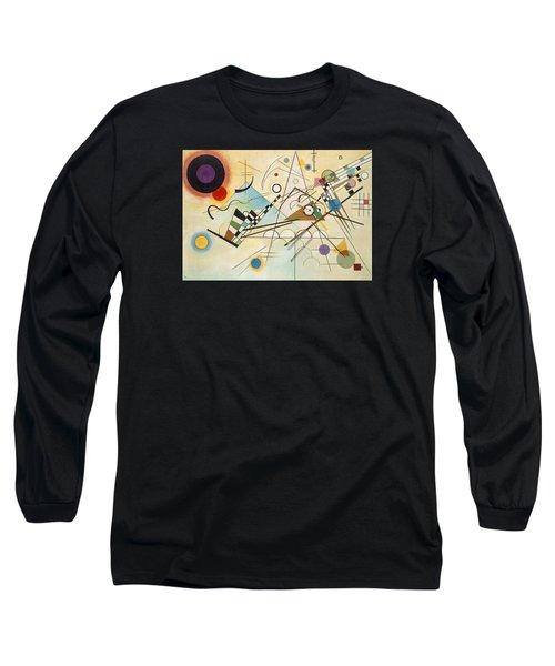 Composition Viii Long Sleeve T-Shirt
