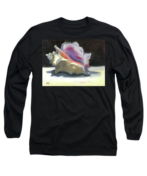 Conch Shell Long Sleeve T-Shirt