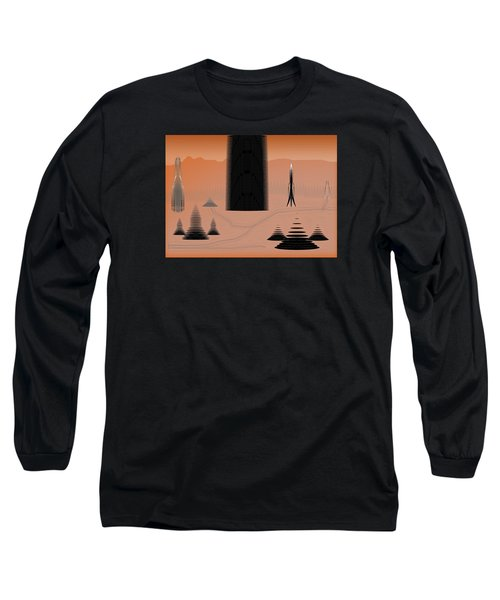 Cone City Long Sleeve T-Shirt
