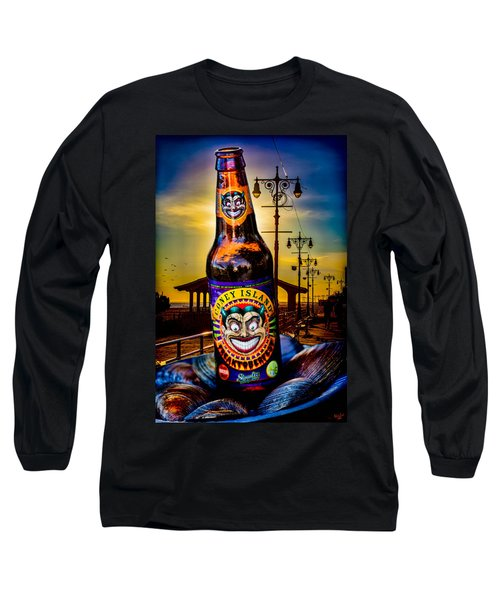 Coney Island Beer Long Sleeve T-Shirt