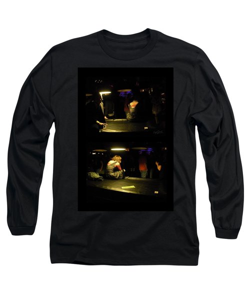 Conflicted Emotions Long Sleeve T-Shirt