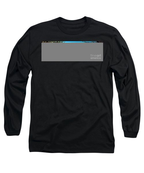 Long Sleeve T-Shirt featuring the photograph Conley Road Winter  by Tom Jelen