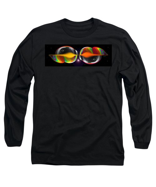 Connection Long Sleeve T-Shirt by Charles Stuart