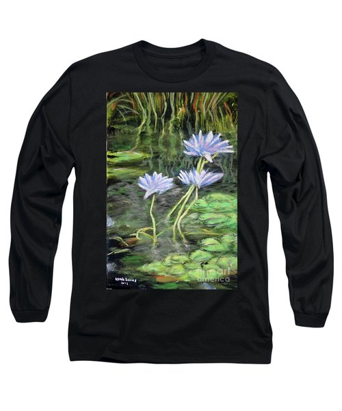 Connections Long Sleeve T-Shirt by Lyric Lucas