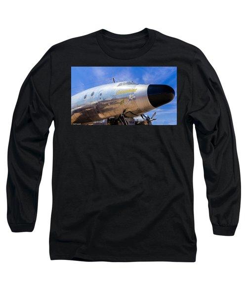 Constellation Columbine Long Sleeve T-Shirt