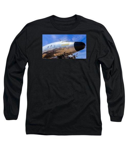 Constellation Columbine Long Sleeve T-Shirt