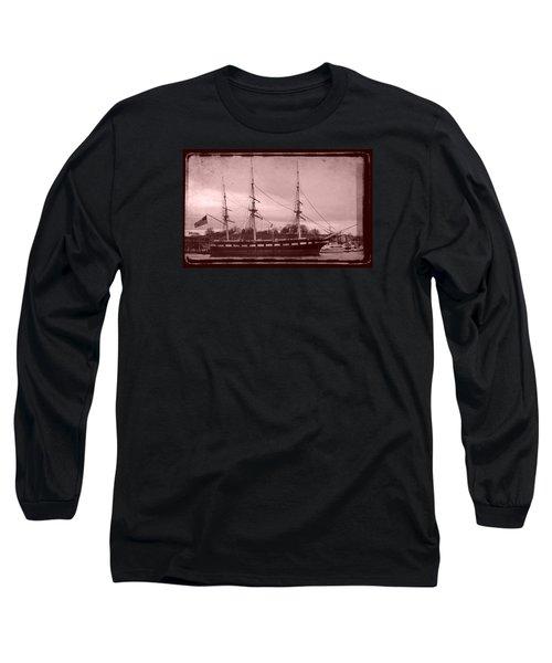 Constellation Returns - Old Photo Look Long Sleeve T-Shirt by William Bartholomew