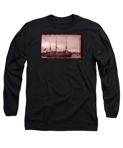 Constellation Returns - Old Photo Look Long Sleeve T-Shirt