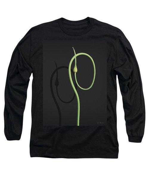 Contortionist Leek Long Sleeve T-Shirt