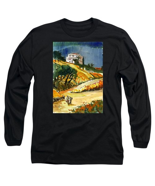 Conversation In The Afternoon Long Sleeve T-Shirt