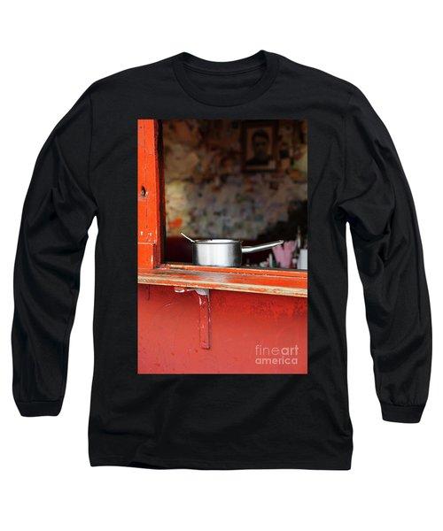 Cooking Pot Long Sleeve T-Shirt