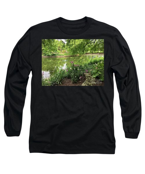 Cool And Refreshing Long Sleeve T-Shirt