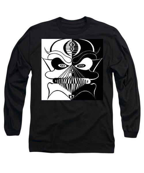 Cool Skull Long Sleeve T-Shirt