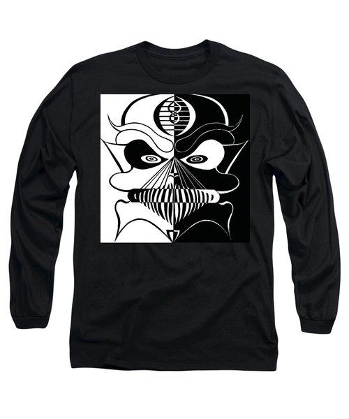 Cool Skull Long Sleeve T-Shirt