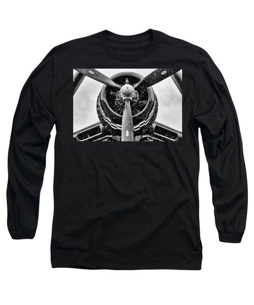 Corsair In Heavy Rain Long Sleeve T-Shirt