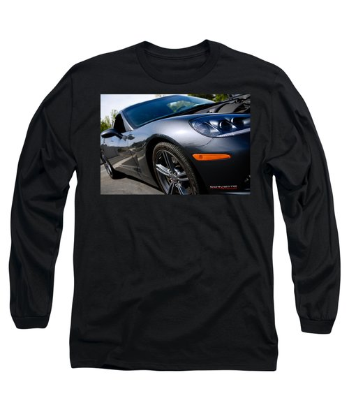 Corvette Racing Long Sleeve T-Shirt
