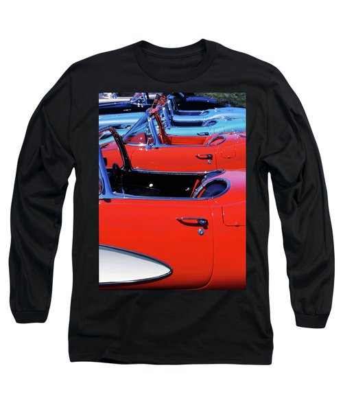 Corvette Row Long Sleeve T-Shirt
